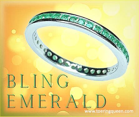 """Bling Emerald"""