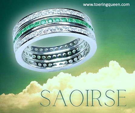 """Saoirse"" (ser-sha)"