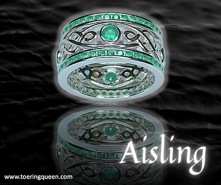 """Aisling"" (ash-ling)"