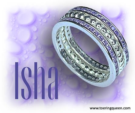 """""""Isha"""" (ee-sha)"""