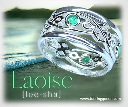 """Laoise"" (lee-sha)"