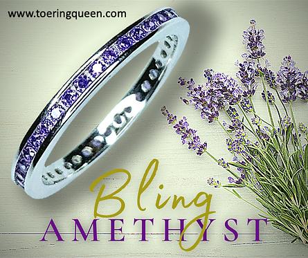"""""""Bling Amethyst"""""""