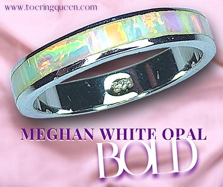 """Meghan White Opal BOLD"""