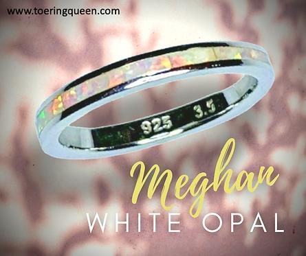 """Meghan White Opal"""