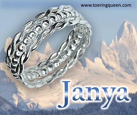 """""""Janya"""" (john-ya)"""