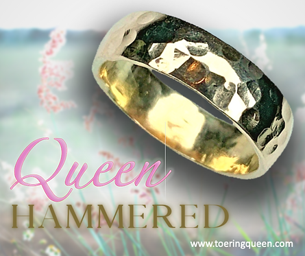 """Queen Hammered"""