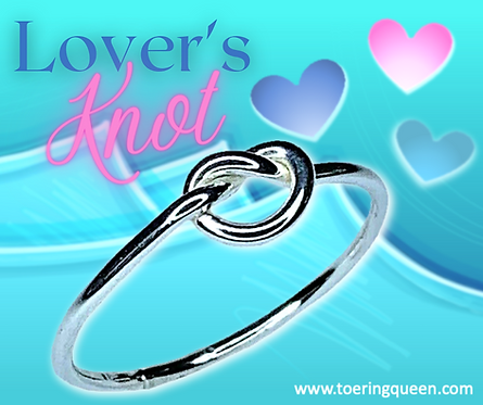 """Lover's Knot"""
