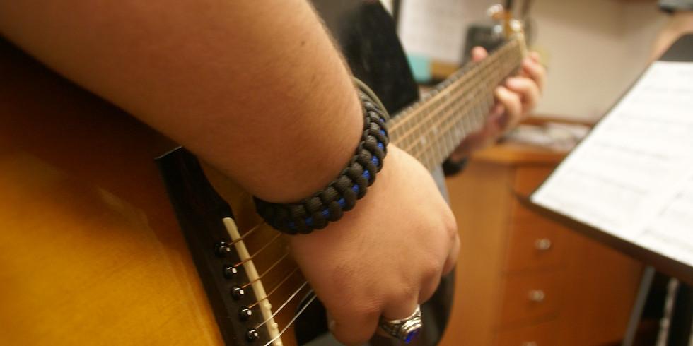 Mr. Alex & Mr. Kenny's Guitar Recital