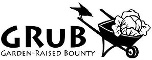 Here's an image of Garden-Raised Bounty's official logo. Clicking on this image will take you directly to their web page.
