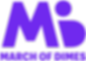 This is the March of Dimes logo. Clicking on this image will take you directly to their web page.