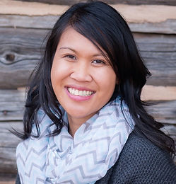 This is a picture of Alison Mendoza-Walters, founder and owner of Pubic Health Impact.