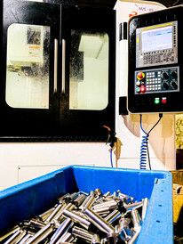 Specialization in Mass Production - Our Machine enables us in Manufacturing high accurate Machined Parts on a Mass scale