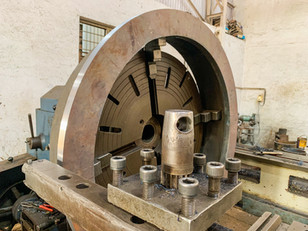 Lathe - Our Expertise for over 3 decades makes us Special in Machining all kinds of Precision Machining Jobs upto 900mm Dia. and 17500mm Lang.