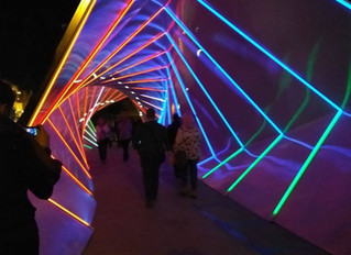 Visualia. Festival of Light – Mapping night
