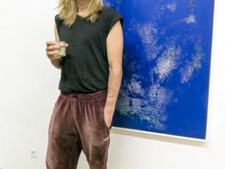 Dejan Dukic's solo show at the Zeller van Almsick Gallery, Vienna