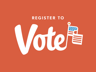 National Voter Registration Day--Sept. 25th