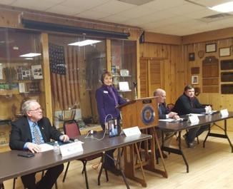 Village of Grafton Trustee Candidate Forum