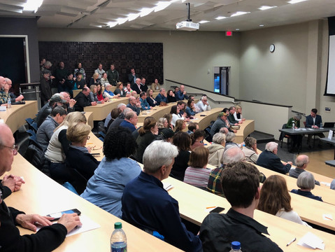 Final Spring 2019 Forum: Mequon Mayoral Race