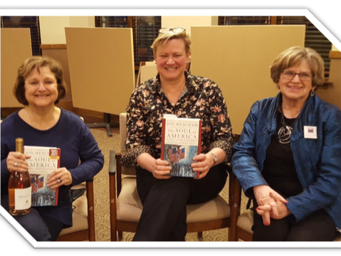 LWV Book Talks