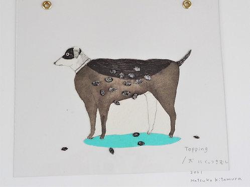 Topping/ 犬にくっつき虫
