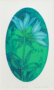 Lilies oval-2