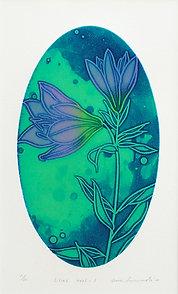 Lilies oval-1