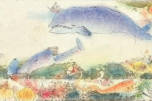 クジラの庭