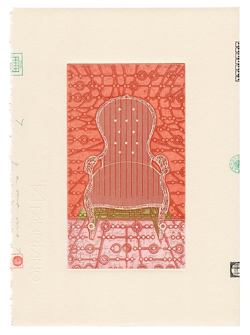 山本剛史作品 CHAIR 2020 ~to this chair