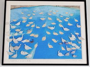 Topping/ 水の上の渡り鳥