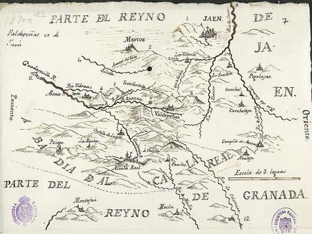 Valdepeñas de Jaén contará con un plano de su fundación en 1539