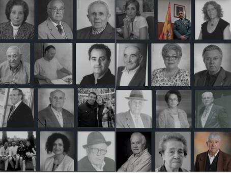 Nuevo proyecto de Lugia: un libro recopilatorio de las entrevistas a nuestros valdepeñeros