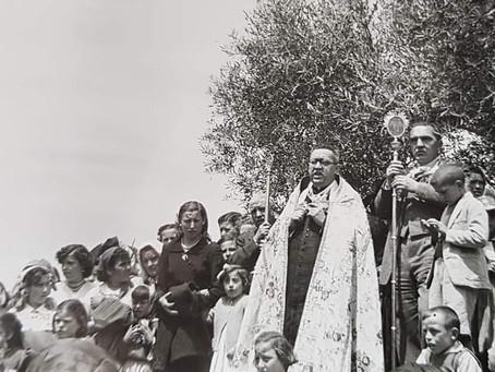¿Sabes cuándo se celebró la Romería del Cristo de Chircales por primera vez?