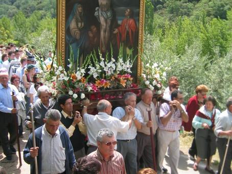 Un pregón al Cristo de Chircales en forma de Romance