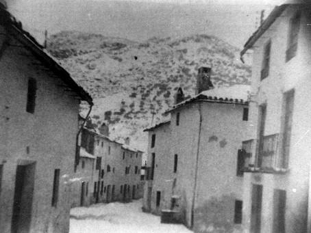 La importancia de los pozos de nieve en Valdepeñas de Jaén durante los siglos XVII y XVIII