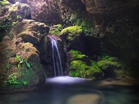 Referencias históricas de Valdepeñas: el salto de Las Chorreras y el primer escudo