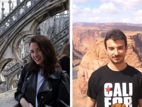 Hablamos con Eva Amate y Baltasar Infante, nuestros 'Valdepeñeros por el mundo'