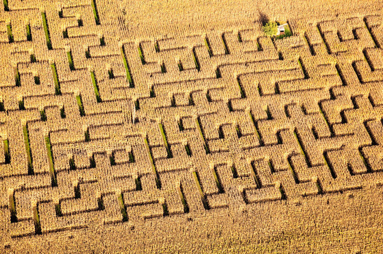 Maze, Dordogne, France