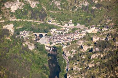 Vallée du Tarn, France
