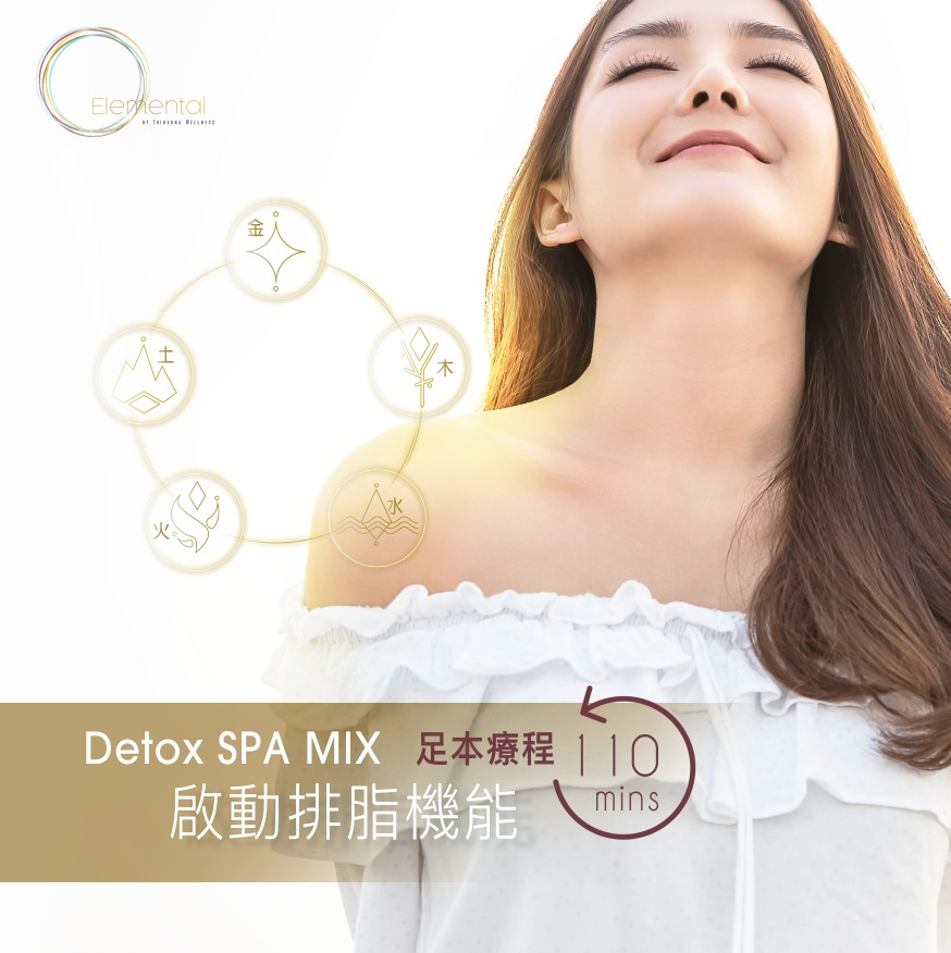 Detox Spa Mix Link Click