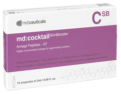 md- cocktail skin booster anti age pepti
