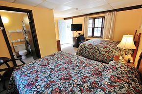 The Viking Motel, Wilmington VT - Double Room