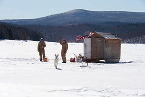 The Viking Motel, Wilmington VT - Harriman Ice Fishing Derby