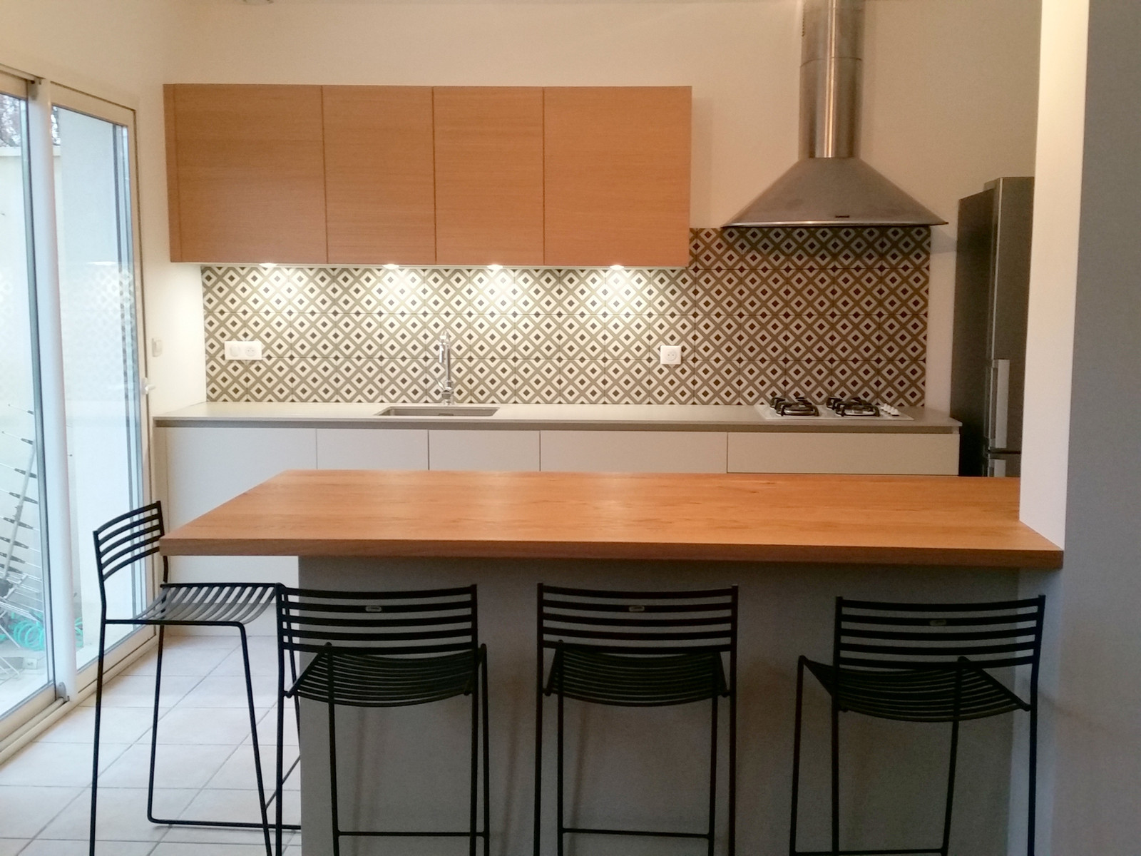 b m architecte d 39 int rieur bordeaux r novation. Black Bedroom Furniture Sets. Home Design Ideas