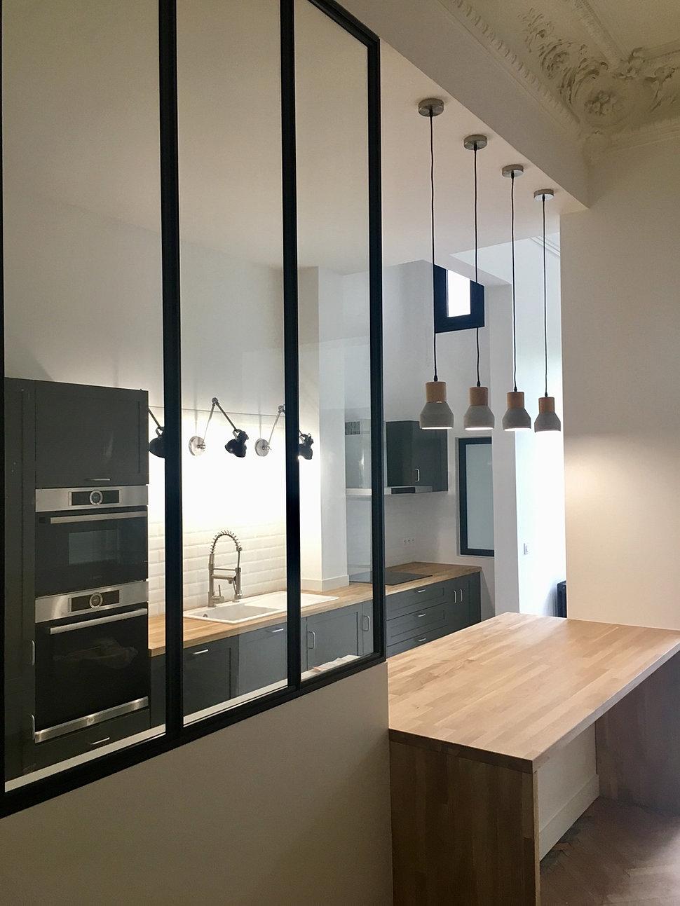 b m architecte int rieur bordeaux r novation d coration. Black Bedroom Furniture Sets. Home Design Ideas