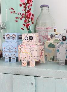 decoration robot