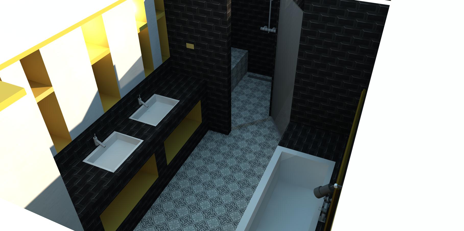 b m architecte int rieur bordeaux r novation d coration plan 3d. Black Bedroom Furniture Sets. Home Design Ideas