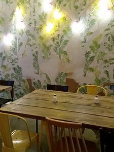 papier peint vegétal