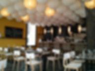 plafond boules chinoises