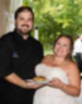 Chef Matt and Bride Jasmine