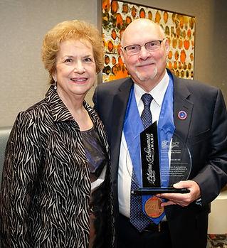 Eric and Dolores Christen Lifetime Achie